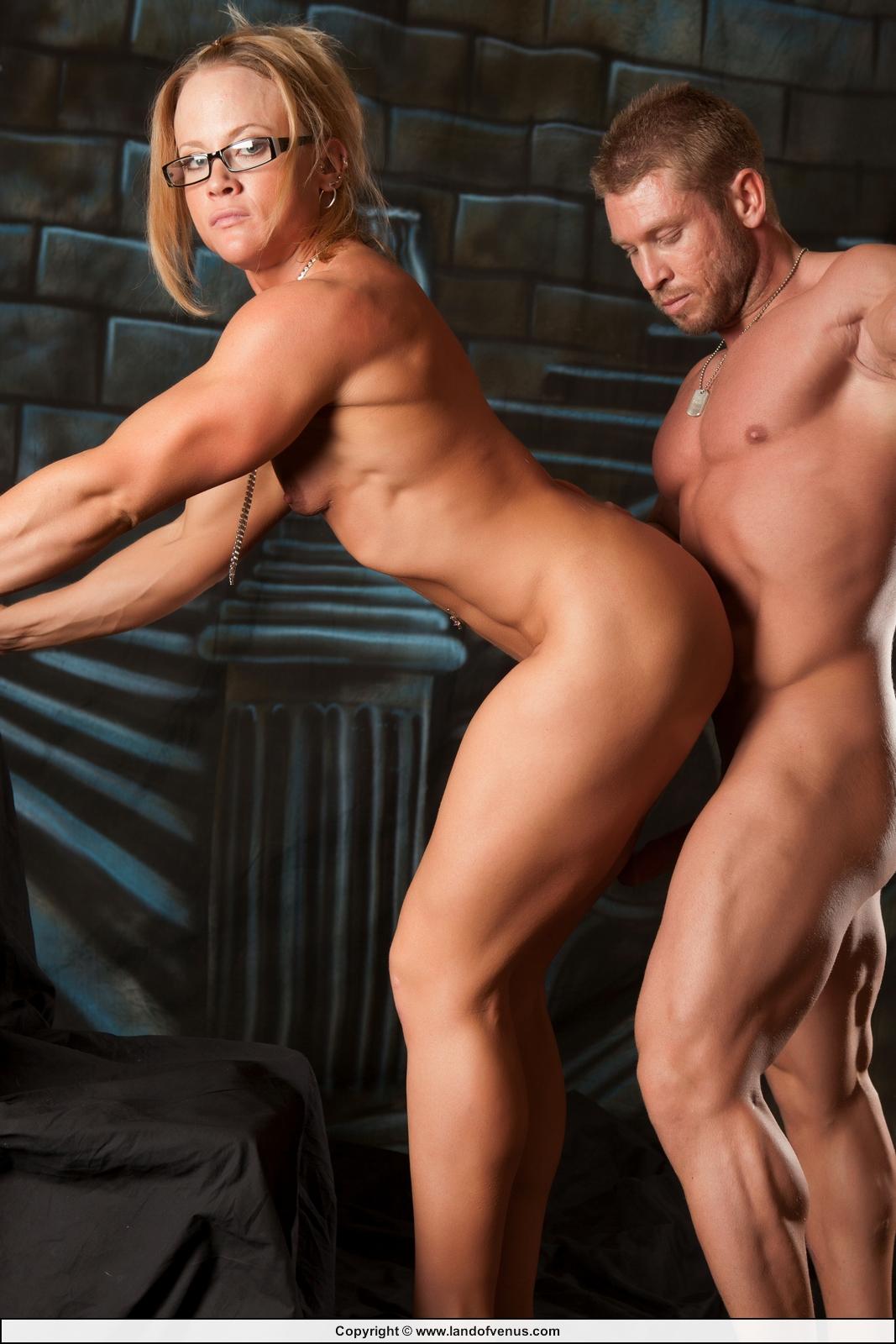 Nude bodybuilding chicks
